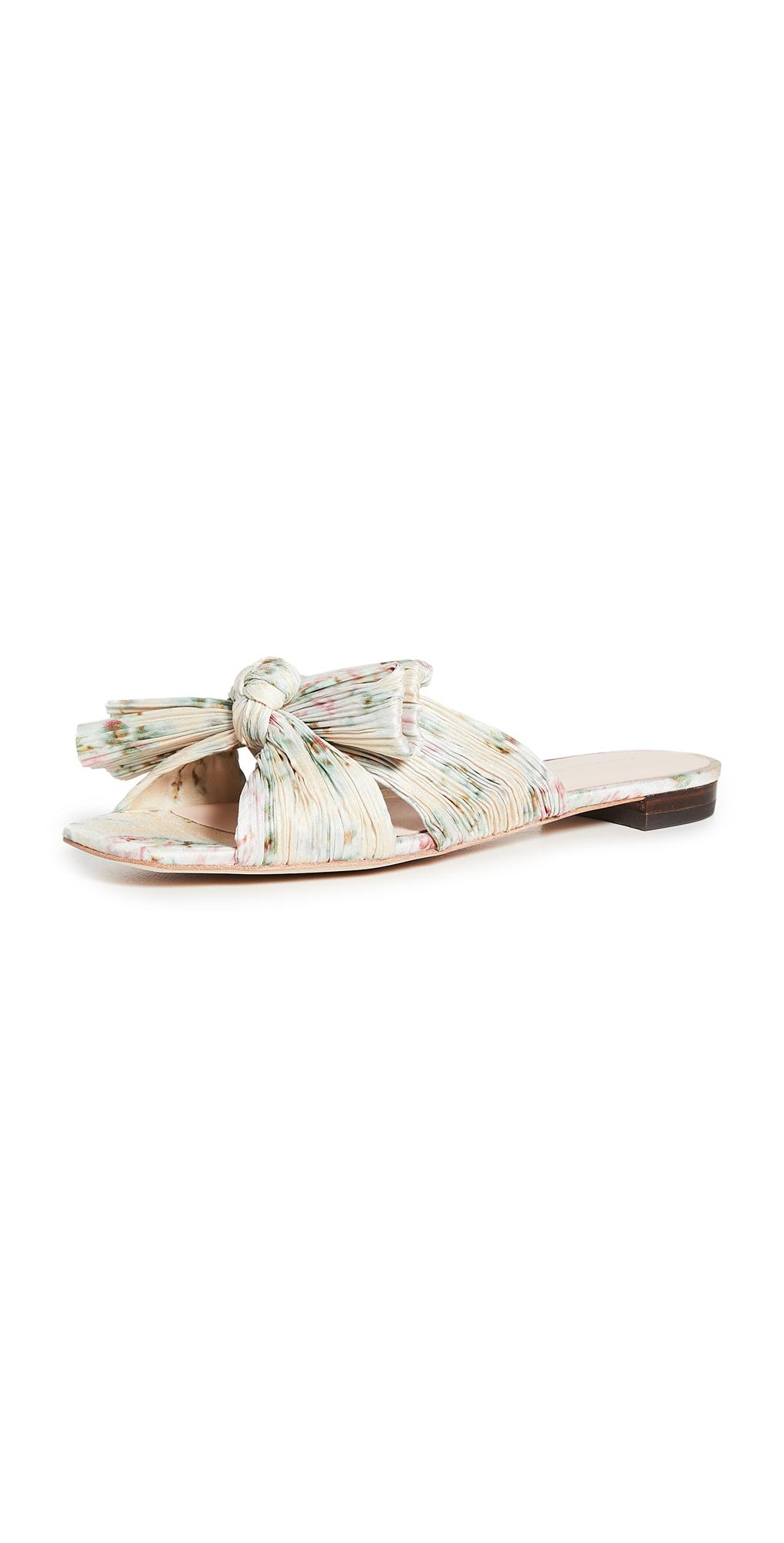 Loeffler Randall Daphne Flat Sandals