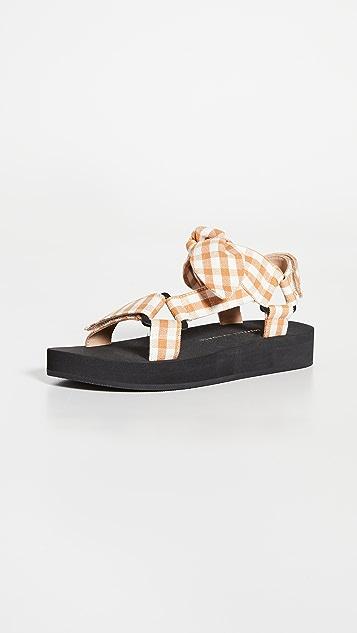 Loeffler Randall Maisie 运动风凉鞋