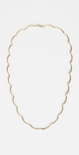 Loeffler Randall - Scallop Necklace