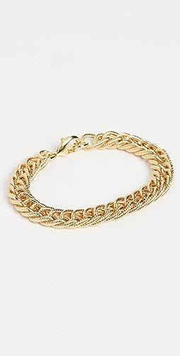Loeffler Randall - Twisty Chain Bracelet