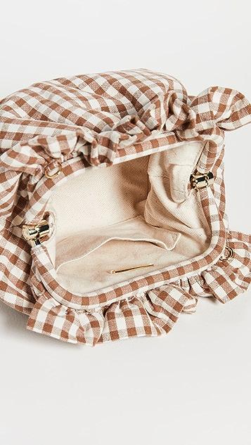 Loeffler Randall Willa Mini Cinch Clutch