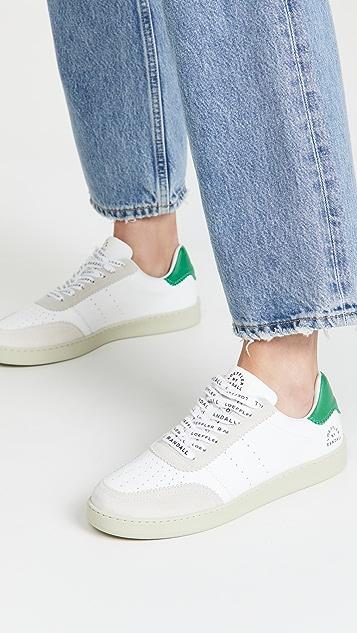 Loeffler Randall Keeley Low Top Sneakers