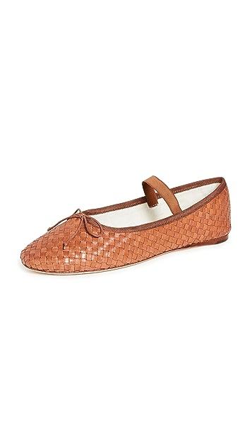 Loeffler Randall Leonie 芭蕾舞平底鞋
