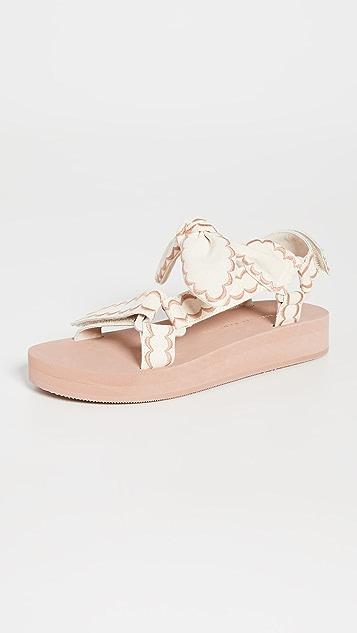 Loeffler Randall Maisie Sporty Sandals