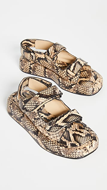 Loeffler Randall Blaise 凉鞋
