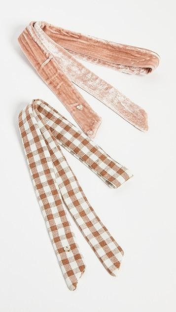 Loeffler Randall Hair Ribbon Set