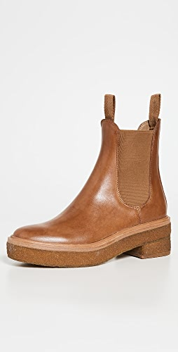 Loeffler Randall - Crepe Sole Chelsea Boots