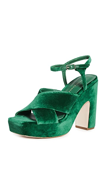 Loeffler Randall Day Platform Sandals