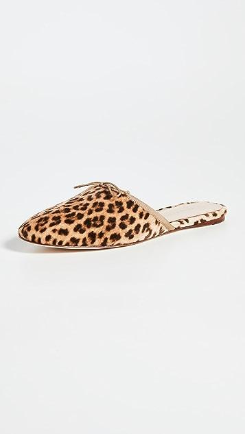 Loeffler Randall 一脚蹬平底鞋
