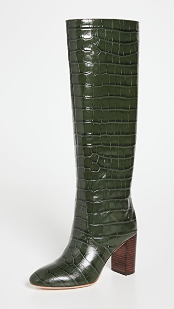 Loeffler Randall Tall Boots with Almond Toe
