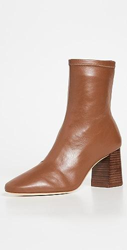 Loeffler Randall - Elise 粗跟纤巧踝靴