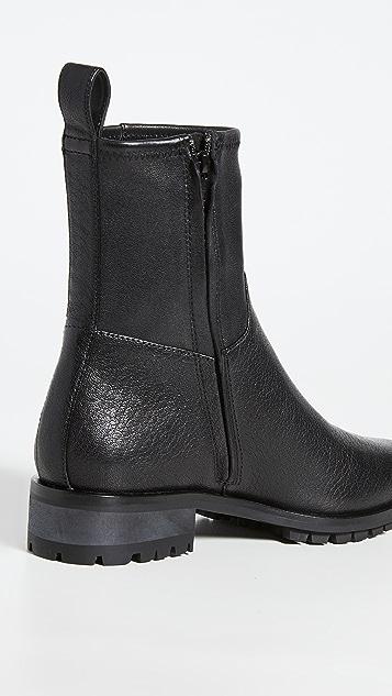 Loeffler Randall Slim Flat Ankle Boots