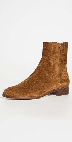 Loeffler Randall - 贴边秀气高筒踝靴