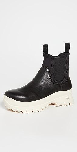 Loeffler Randall - Rubber Platform Chelsea Boots