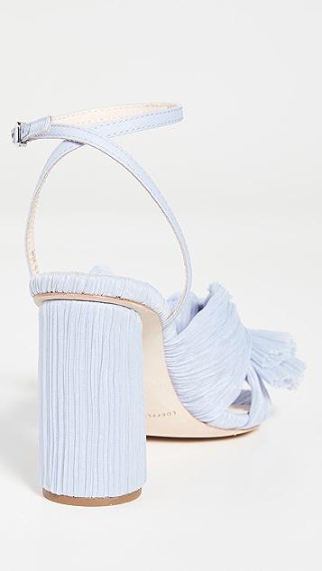 Loeffler Randall Camellia 踝带凉鞋