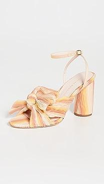 Loeffler Randall Camellia Heeled Sandals