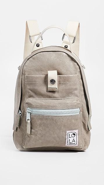 c470b849f451 LOLA Utopia Small Backpack