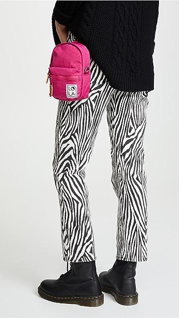 LOLA Stargazer Mini Convertible Backpack