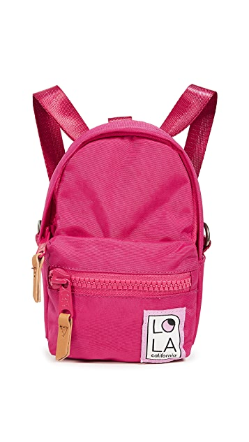 LOLA Stargazer Mini Convertible Backpack