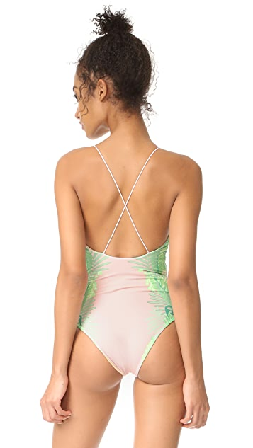 Lolli Smitten Cutout One Piece