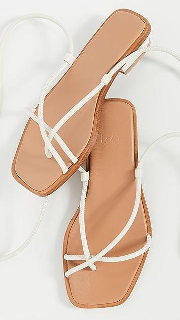 LOQ Ara Strappy Sandals