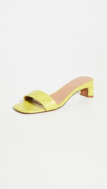 LOQ Nona 高跟凉拖鞋