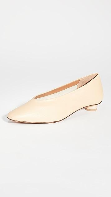 LOQ Paz Choked Up 平底鞋
