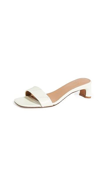 LOQ Nona Heeled Slides