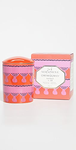 L'or de Seraphine - Large Kashbah Candle