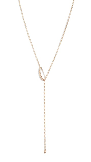 Loren Stewart 14k Shapeshifter Necklace