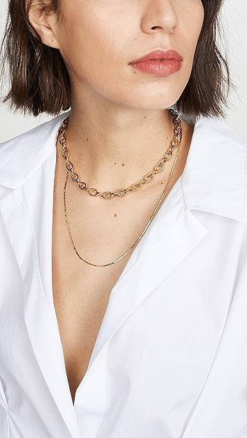 Loren Stewart XXL Round Link Necklace