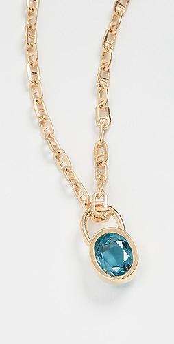 Loren Stewart - Portal Lock Necklace