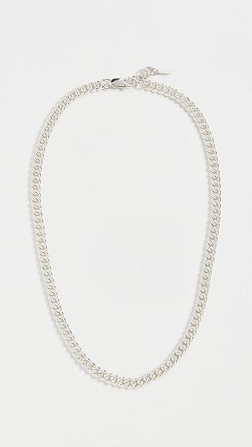 Loren Stewart Petite Industrial Curb Chain