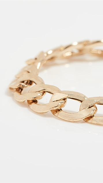 Loren Stewart Havana Chain Ring