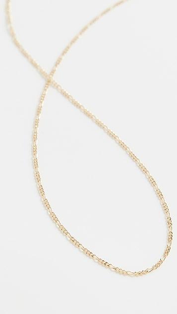 Loren Stewart Baby Fig Chain Necklace