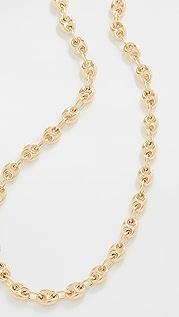 Loren Stewart Puff Link Chain Necklace