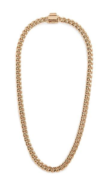 Loren Stewart Classic Cuban Necklace