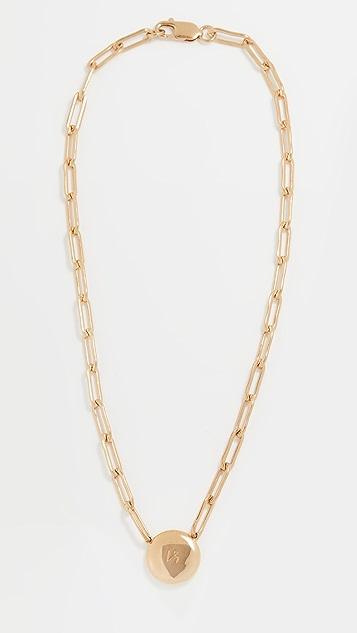 Loren Stewart Puff Link Necklace