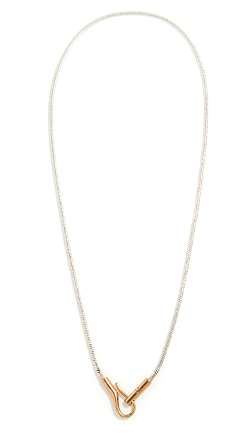 Loren Stewart Hook Necklace