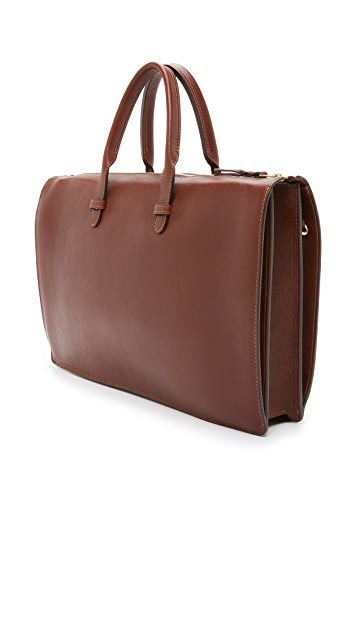 Lotuff Leather Triumph Briefcase