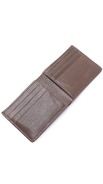 Lotuff Leather Bifold Wallet