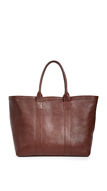 Lotuff Leather Leather Working Tote