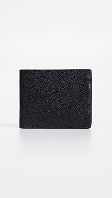 Lotuff Leather Leather Bifold Wallet