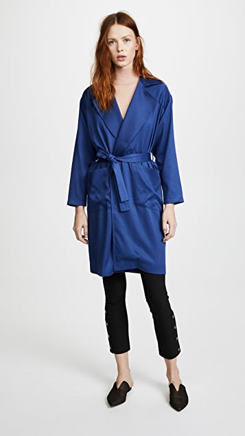 Loup Queen Trench Coat
