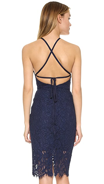 Lover Oasis Halter Dress