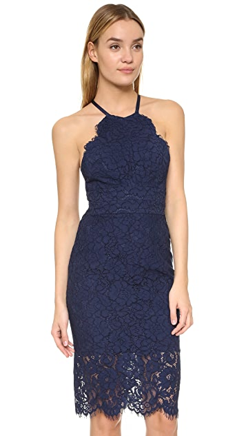 Lover Платье Oasis с американской проймой