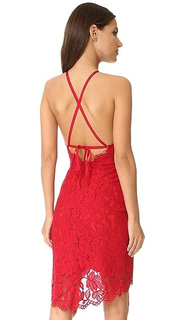 Lover Affinity Halter Dress