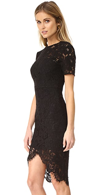 Lover Oasis Fitted Dress