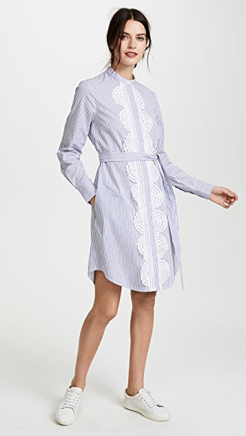 Lover Arc Shirtdress