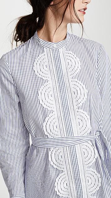 Lover Arc Shirtdress